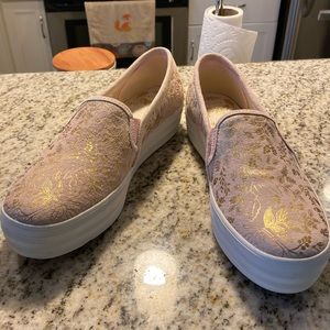 Keds x Rifle Paper Company Sneakers: NEVER WORN